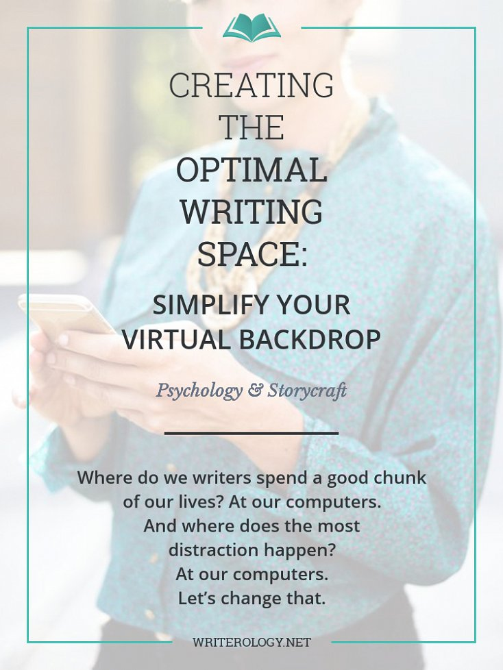 Where do we writers spend a good chunk of our lives? At our computers. And where does the most distraction happen? At our computers. Let's change that. Learn what exactly distracts the brain and how to combat it here. | Writerology.net
