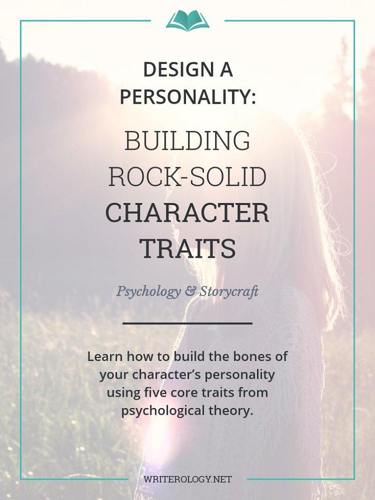Writing a personality theory