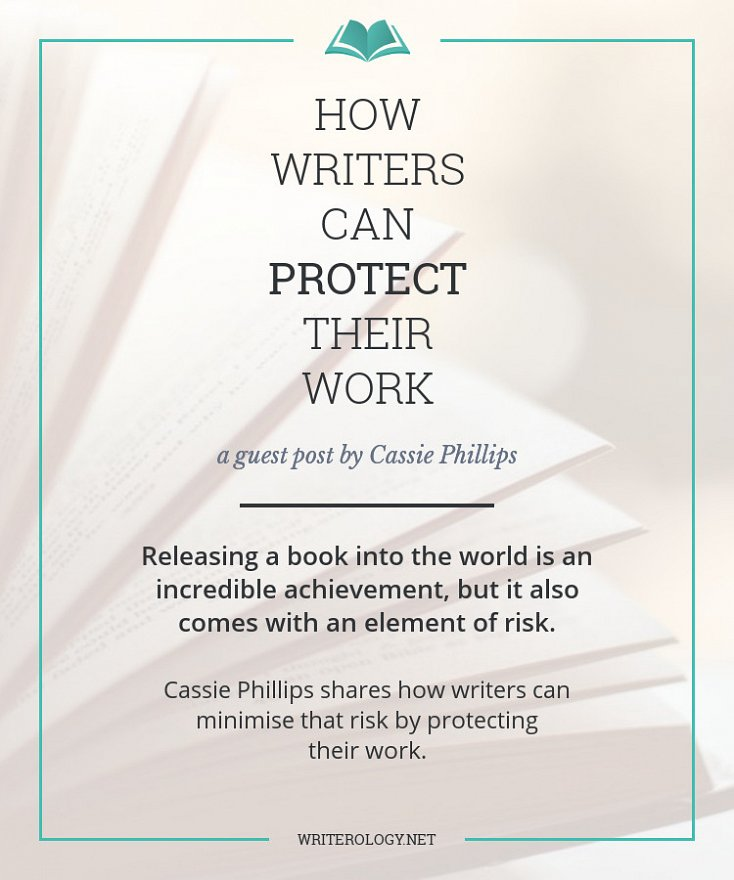 Releasing a book into the world is an incredible achievement, but it also comes with an element of risk. My guest today, Cassie Phillips, is sharing how writers can minimise that risk. | Writerology.net