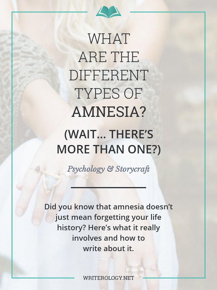 What Are The Different Types Of Amnesia Wait Theres More Than