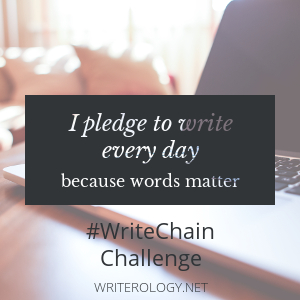 Writerology: Write Chain Challenge